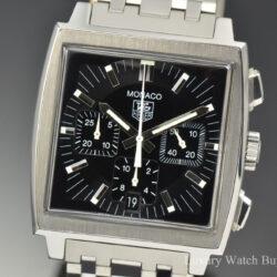 TAG Heuer Monaco Chronograph CW2111