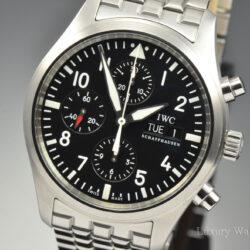 IWC Classic Pilots Chronograph IW371704
