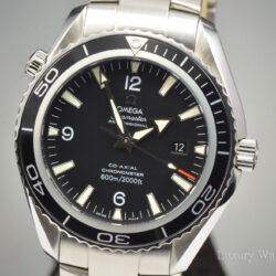 2200.50 Omega Planet Ocean XL Black Dial 2500D