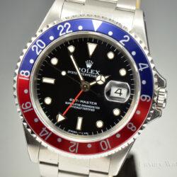 16700 U 16700 U GMT-Master 1 Pepsi