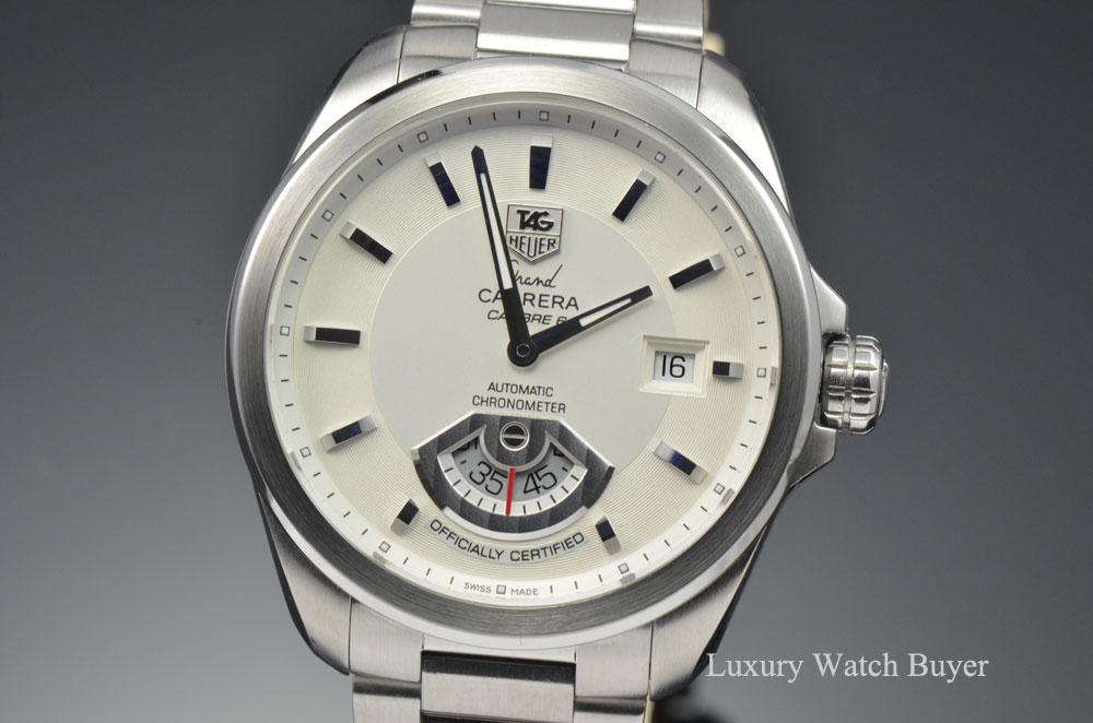 2be20b00d67c Tag Heuer Grand Carrera Automatic Chrono Men s Watch Item No. WAV511B.BA0900